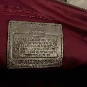 Authentic COACH Madison Floral Maggie